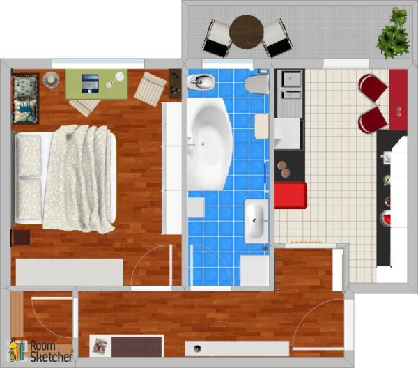 RoomSketcher Level Image