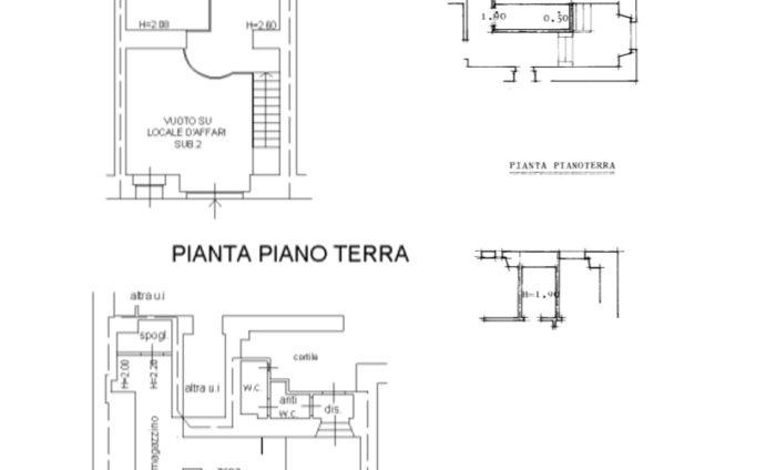 Planimetria Giulia